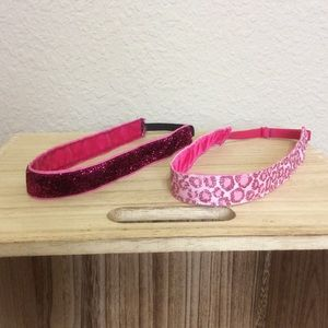 Pair of Headbands Handmade New